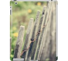 Withstanding iPad Case/Skin