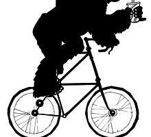 The Gorilla Tall Bike by grosvenordesign