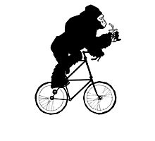 The Gorilla Tall Bike Photographic Print