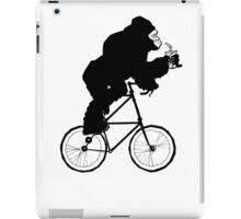 The Gorilla Tall Bike iPad Case/Skin