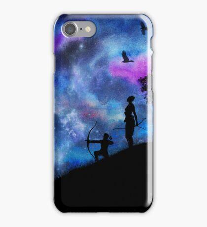 We Bring Ravens iPhone Case/Skin