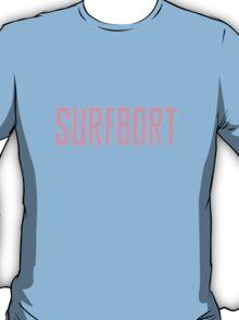 Beyonce Pink Surfbort Surfboard Funny Design T-Shirt