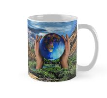 EARTH DAY AWARENESS MUG..EARTH IS CRYING OUT...CAN U SEE IT??  CAN U FEEL IT??  Mug