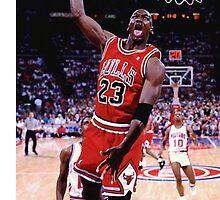 Michael Jordan believe by Dylan Franks