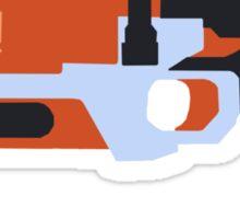 Hammershot Sticker