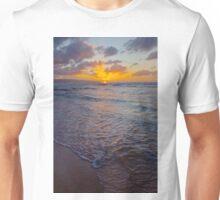 North Shore Sunset Unisex T-Shirt