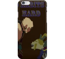 Old Habits Die Hard iPhone Case/Skin