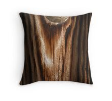 Wake Up Throw Pillow