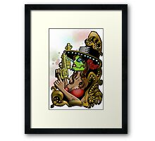 Bandita Candy Version 2 Framed Print