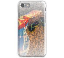 Thongs at Newcastle Beach iPhone Case/Skin