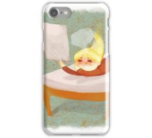Squee! (Hers) iPhone Case/Skin