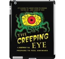 The Creeping Eye iPad Case/Skin