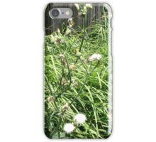 Backyard Grass iPhone Case/Skin