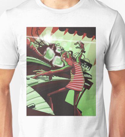 Keyboard Rockstar Assault Unisex T-Shirt