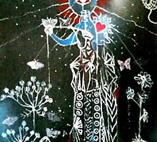 Lady Liberty Of Floranocturnus by John Dicandia  ( JinnDoW )