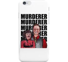 """Chester the """"Chameleon Salesman"""" and Marjorie iPhone Case/Skin"""