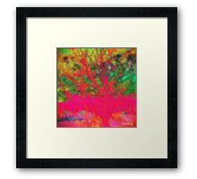 Neurodelight Framed Print