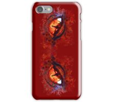 I am fire. I am... death! iPhone Case/Skin