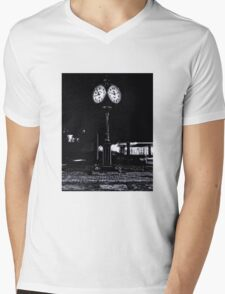 A Time Honored Tribute Mens V-Neck T-Shirt