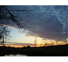 Sunset Extravaganza Photographic Print