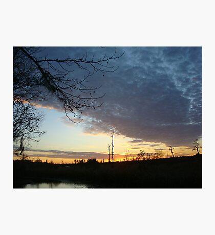 Sunset Extravaganza Photographic Print
