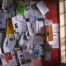 Bulletin Board by Diana Forgione