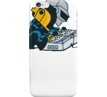 Daft Nuts iPhone Case/Skin