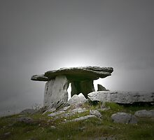 Poulnabrone by Sean Farragher