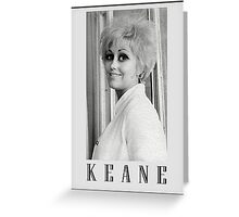 Margaret Keane Greeting Card