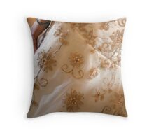 Special Dress Throw Pillow
