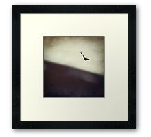 Living High Framed Print