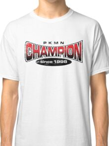 Pokemon Champion_Red Classic T-Shirt