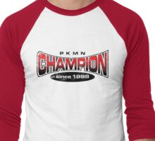 Pokemon Champion_Red Men's Baseball ¾ T-Shirt