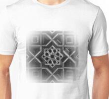 Iraqi Bazaar Tile Unisex T-Shirt