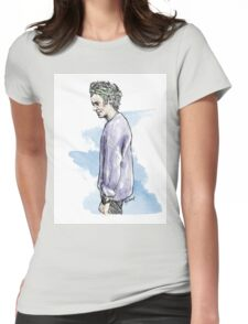 Lilac Harry Womens Fitted T-Shirt