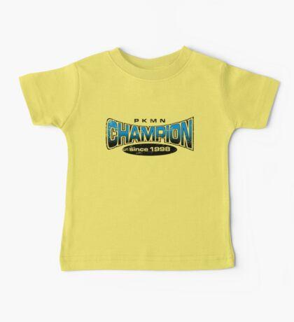 Pokemon Champion_Blue Baby Tee