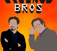 Science Bros by alannamode