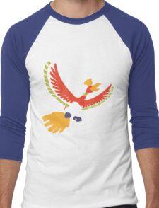 The Sun God Men's Baseball ¾ T-Shirt