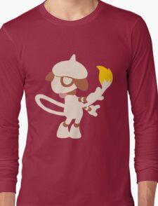 The Painter - Yellow Long Sleeve T-Shirt