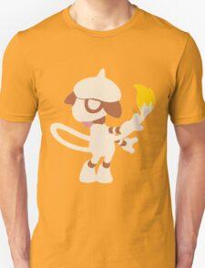 The Painter - Yellow T-Shirt