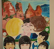 The Beatles & Sisters Australiana 1964 : Feelings by Sunil