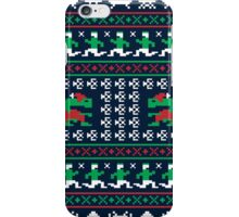 Games of Christmas Past iPhone Case/Skin