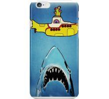 Jaws-Yellow Submarine  iPhone Case/Skin
