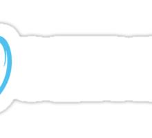 Portal Together - 1/2 Together Forever Set Sticker