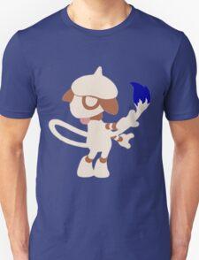 The Painter - Blue Unisex T-Shirt