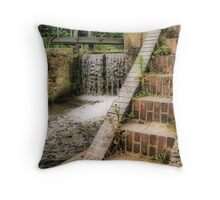 Cowley Lock Sreps Throw Pillow