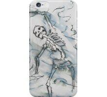 inhale death iPhone Case/Skin