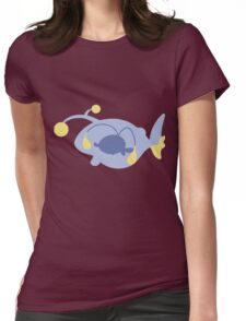 The Light Fish Womens Fitted T-Shirt