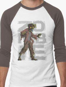 Corporate Zombie Men's Baseball ¾ T-Shirt