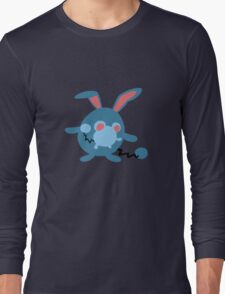 The Johto Water Mouse Long Sleeve T-Shirt